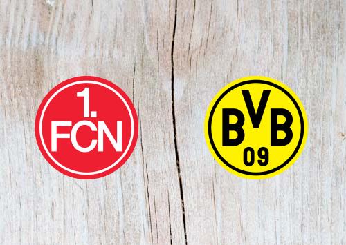 Nürnberg vs Borussia Dortmund Full Match & Highlights 18 February 2019