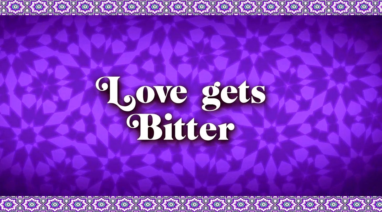 Love Get Bitter - Wallpaper - Daawat-e-Ishq