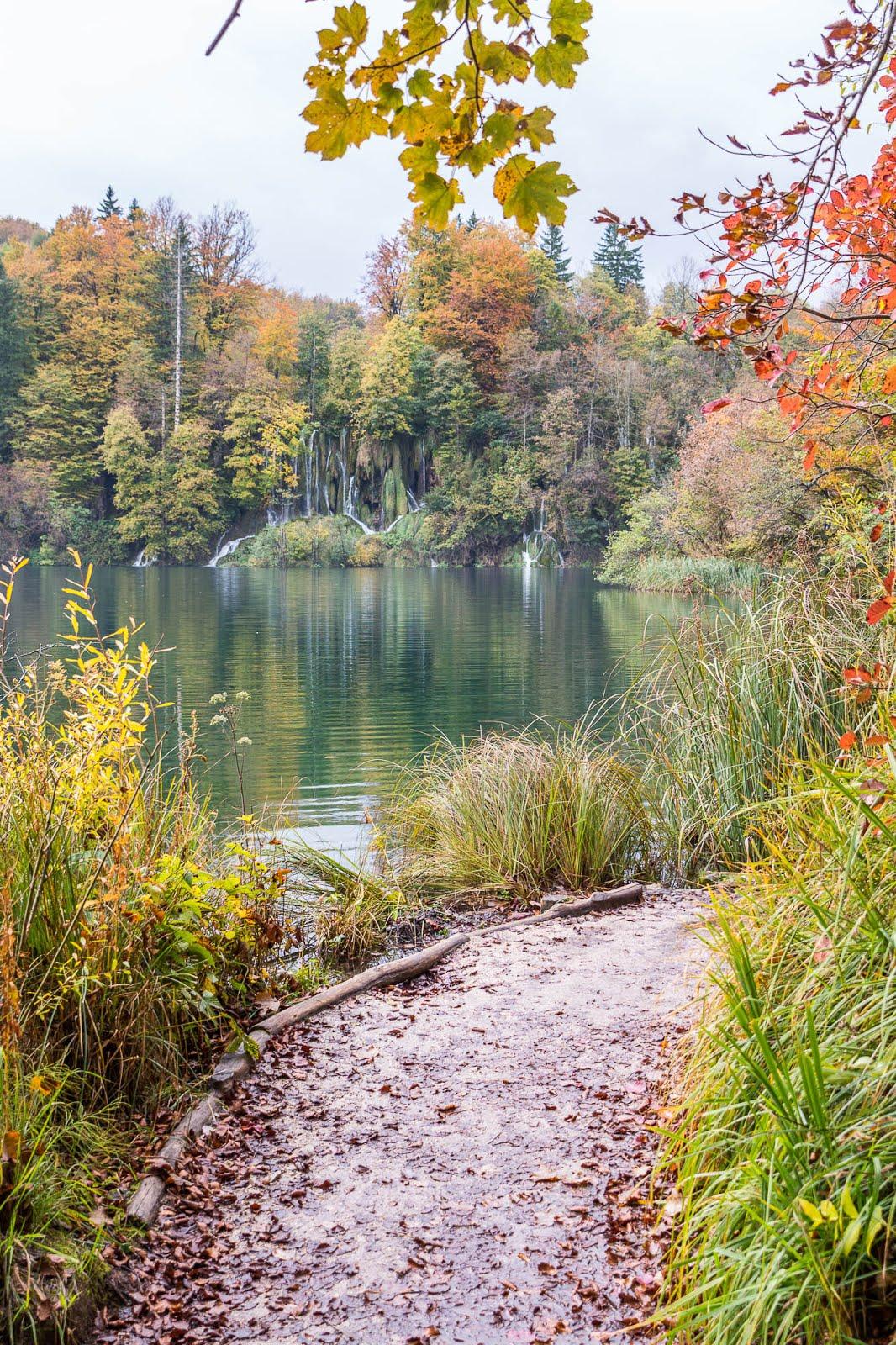 Plitvice en automne