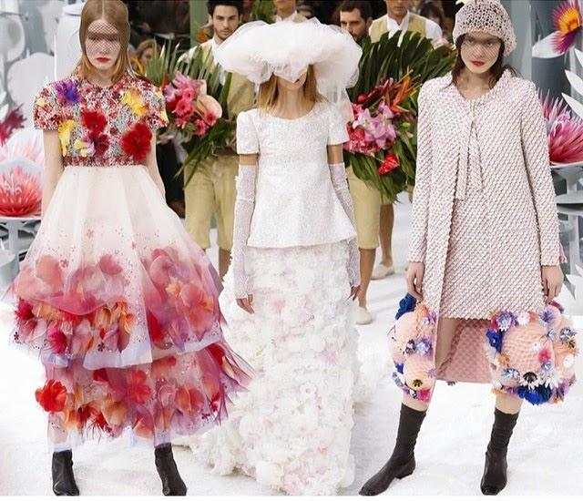 Chanel Spring Summer 2015