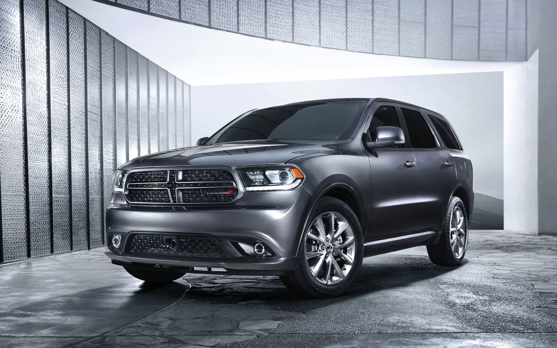 2014 Dodge Durango First Look