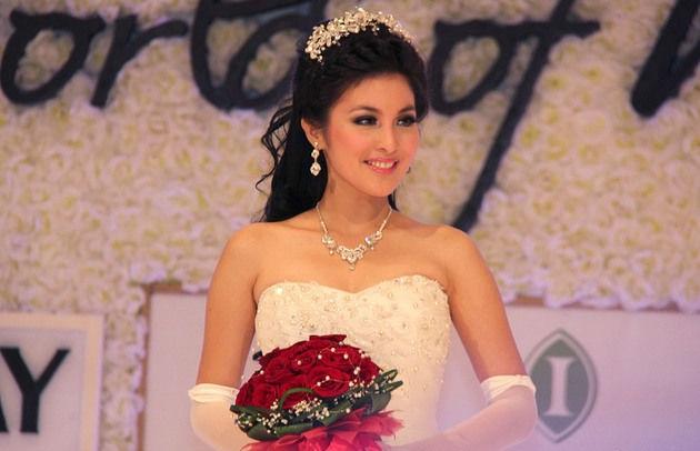 Sandra Dewi Resmi Menikah