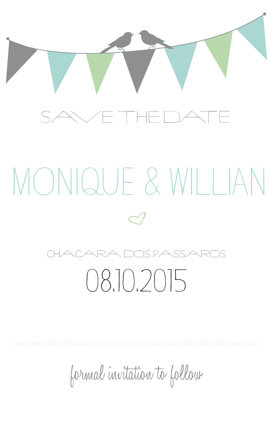 Save The Date Casamento Download