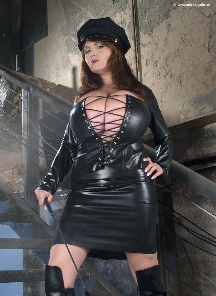 Sarah S Collection Police Dominatrix