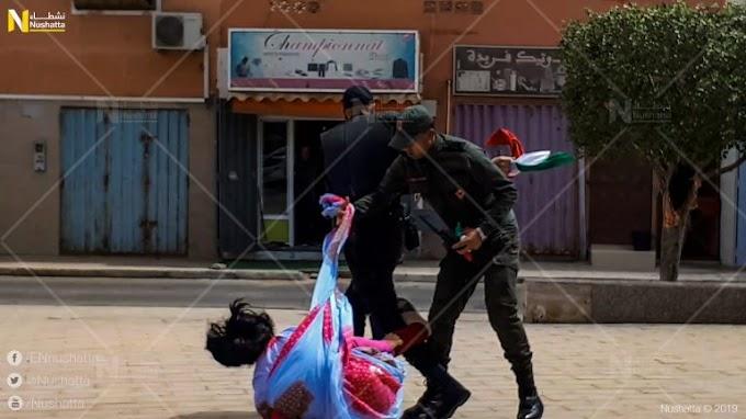 Nuevo episodio de violencia contra una mujer saharaui en El Aaiún ocupado.