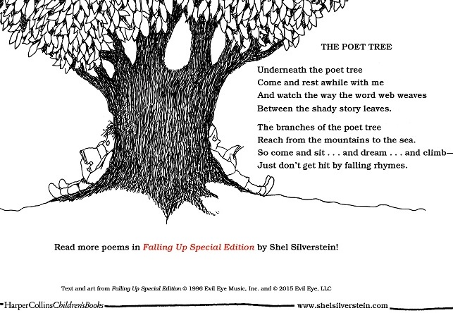 Reading Aloud: The Poet-Tree Project