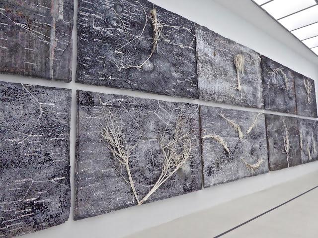 Avignon fondation Lambert  exposition 2017 La vie secrète des plantes : Anselm Kieffer
