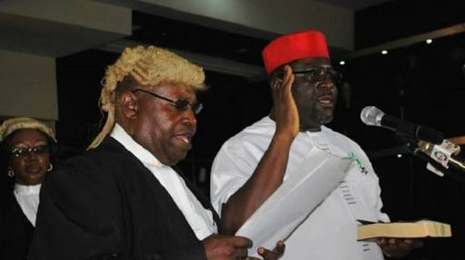 JUST IN: Court Stops Swearing-In Of New Imo Deputy Governor
