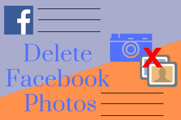 How To Delete A Photo From Facebook