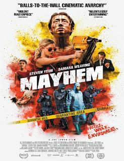 Ver Mayhem (2017) Gratis Online