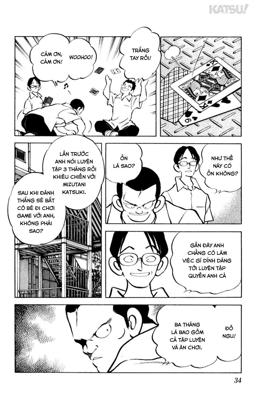 Katsu! chương 030 trang 14