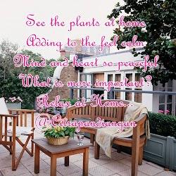 Taman Bunga Ruang Terbatas