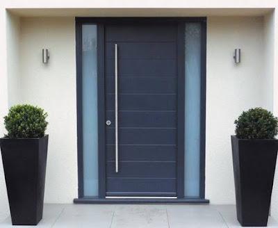 Contoh Desain Pintu Rumah Minimalis Terbaru