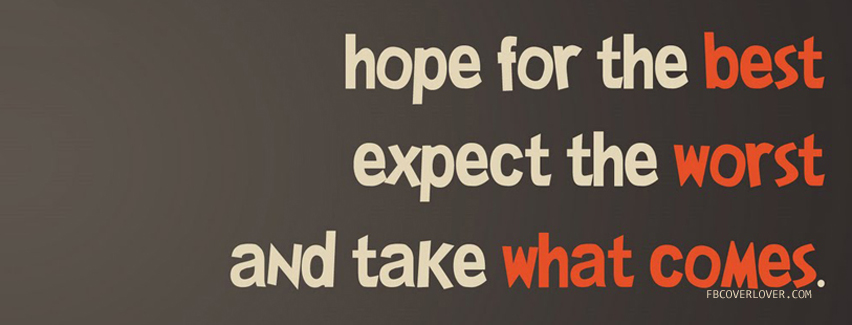 facebook cover quotes about hope - photo #22