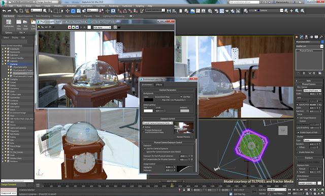 Software per rendering fotorealistico gratis sfinenk for Software per rendering