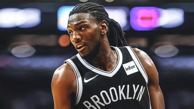 Arrestan jugador de los Nets por posesión de marihuana
