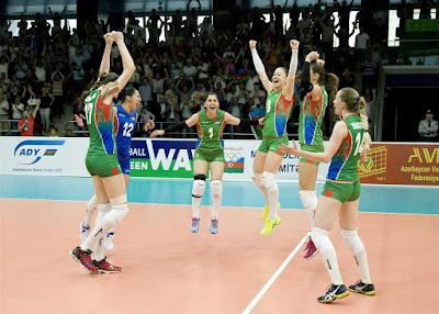 Holanda não consegue classificação para Mundial 2018 de vlei feminino