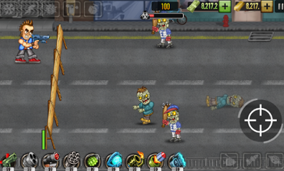 Last Heroes - The Final Stand v1.2.3 Mod Apk-Screenshot-3