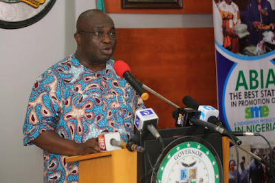 Abia State govt extends Aba curfew