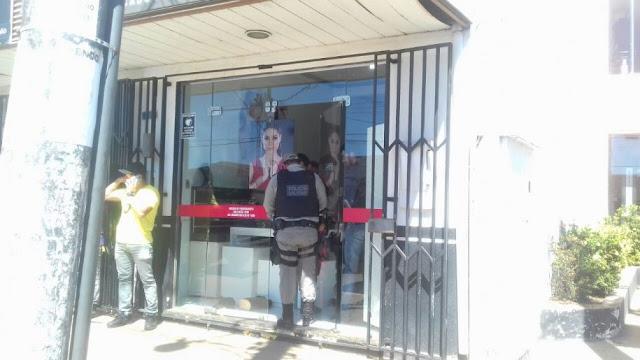 Homem morre com tiro na cabeça após tentar assaltar loja na Ceará