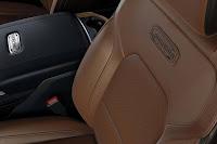 Ram 1500 Laramie Longhorn Edition Crew Cab (2019) Seat Detail