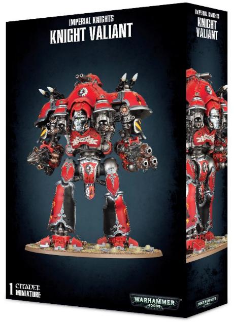 Imperial Knight Dominus Valiant