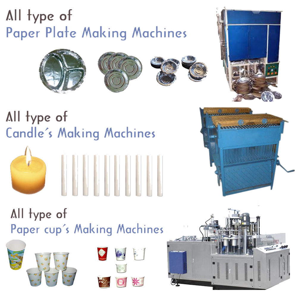 Fully Automatic Multi-purpose Paper plate & Dona Machine ...