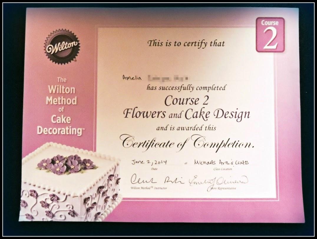 Curso 2 de Decoración Wilton: Flores y Diseño de Pasteles