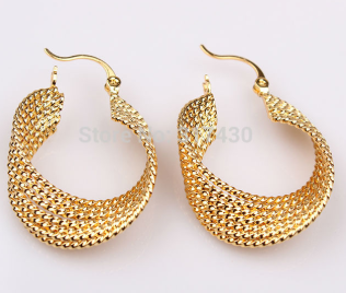 Model Anting Emas Cantik