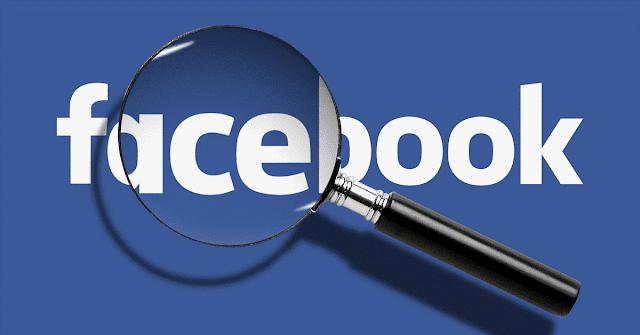 Pilih Facebook page serta format iklan