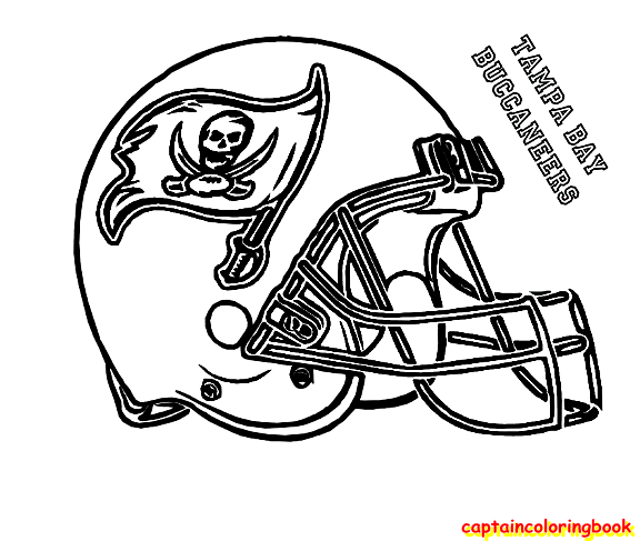 Superbowl coloring pages printable coloring page for Tampa bay buccaneers coloring pages