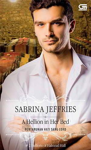 A Hellion in Her Bed - Hellions of Halstead Hall 2 PDF Karya Sabrina Jeffries