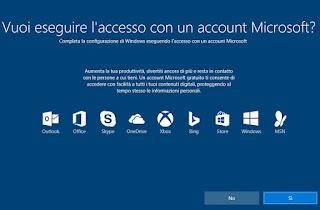 Accesso Microsoft