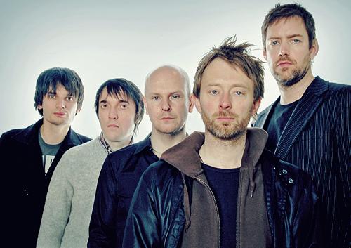 "Radiohead ""desaparece"" de internet."