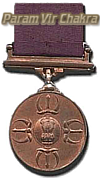 GALLANTRY AND BRAVERY AWARDS