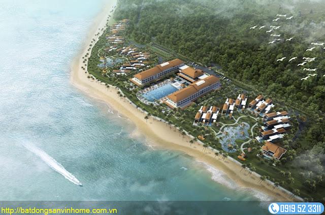 Đầu tư sở hữu căn biệt thự nghỉ dưỡng mặt biển tại dự án Vinpearl Hội An Resort Villas