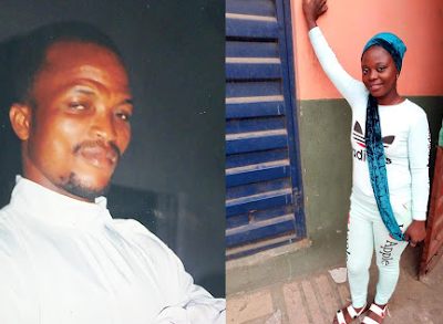 Nigerian man on the run after he allegedly strangled his wife to death and buried her beside a well (photos)