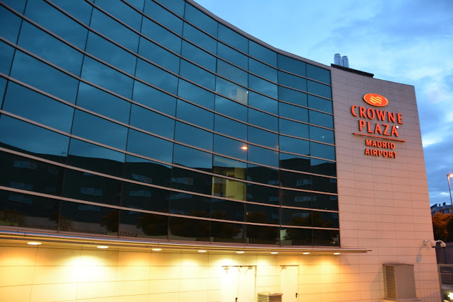 Crowne Plaza Hotel Madrid