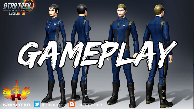 Let's Play Star Trek Online (10/20/2017) • Claimed Star Trek Discovery Uniforms & Other Free Items