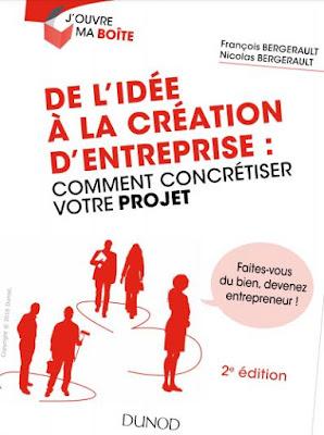 De l'idée à la création d'entreprise [ PDF Gratuit ]