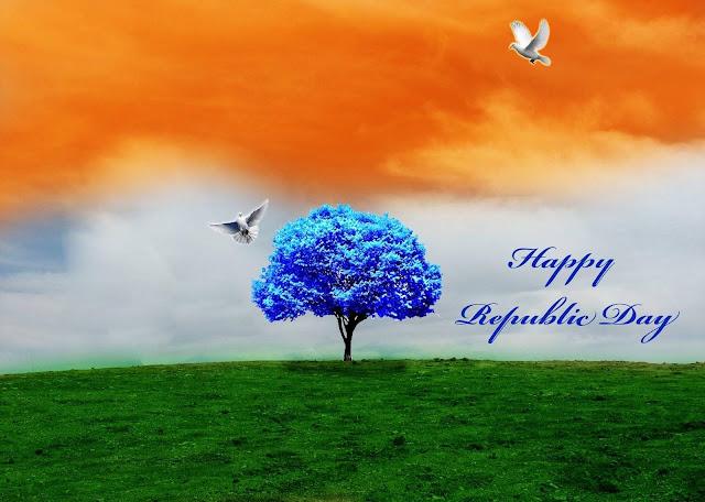 {**गणतंत्र दिवस पर भाषण **} Republic Day (26 January) Speech 2017 In Hindi, English, Gujarati, Punjabi, Marathi, Tamil & Tulugu Language