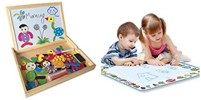 pizarras, juguetes, jugar, aprender, vinilos, pizarras magneticas, pizarras de tela