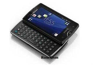 Download Firmware Sony Xperia Mini Pro Sk17a