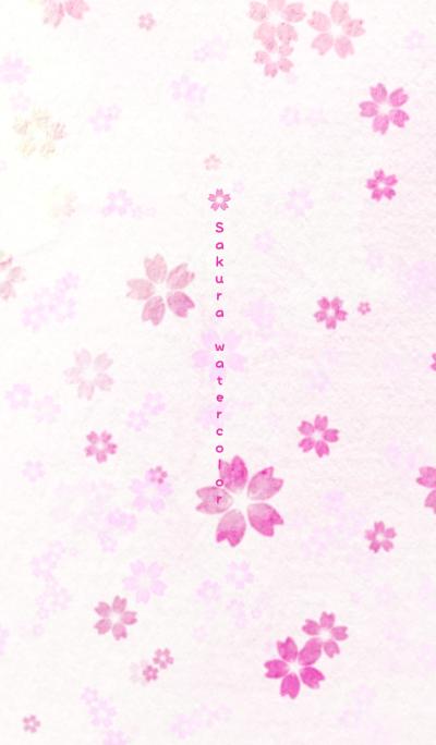 Sakura ~watercolor~