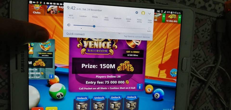 8 ball pool money mod apk 4.2.0