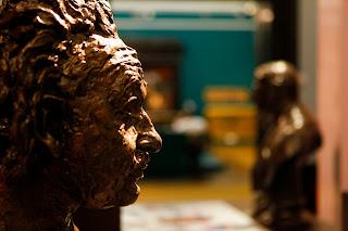 Sculpture in a Birmingham Art Gallery