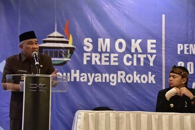 Walikota Jadi Narasumber Training Penyusunan Kebijakan KTR