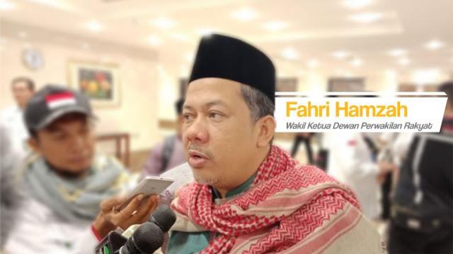 Bantah Anti Pemerintah, Fahri Hamzah Tunjukkan Teks Sumpahnya