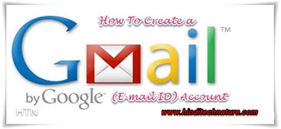 How-To-Create-a-G-mail (E-mail ID) Account