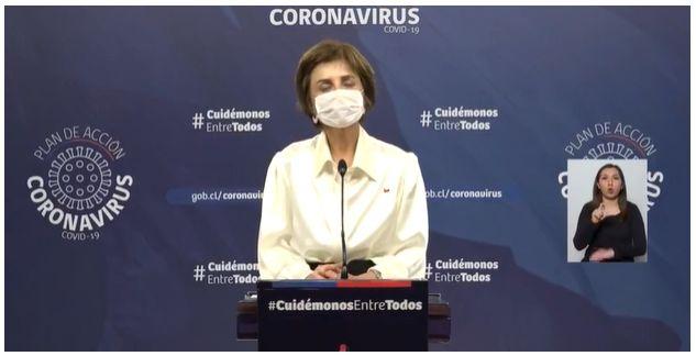 Subsecretaría de Salud Paula Daza